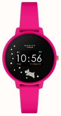 Radley Smart watch series 3 magenta roze band RYS03-2030