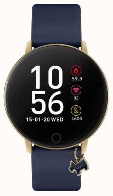 Radley Smart watch series 5 blauwe band en hondenbedel RYS05-2034