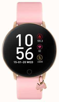 Radley Smart watch series 5 roze band en hondenbedel RYS05-2040