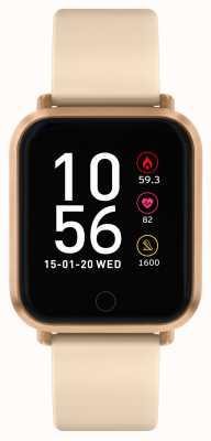 Reflex Active Series 6 roségoud en crème horloge RA06-2082