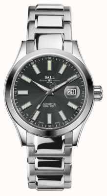 Ball Watch Company Heren | engineer ii marvelight | automatisch | roestvrij staal | grijze wijzerplaat NM2026C-S10J-GY