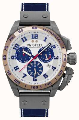 TW Steel Damon Hill limited edition chronograaf horloge TW1018
