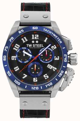 TW Steel Petter solberg chronograaf horloge in beperkte oplage TW1019