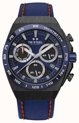 TW Steel Fast lane ceo tech limited edition horloge rode details CE4072
