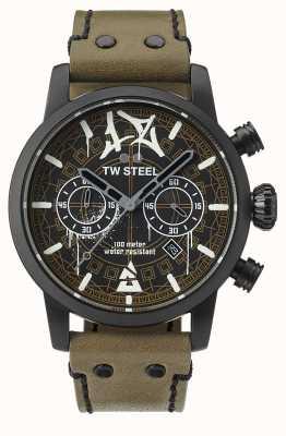 TW Steel Cs:go arena woestenij speciale editie horloge MS98