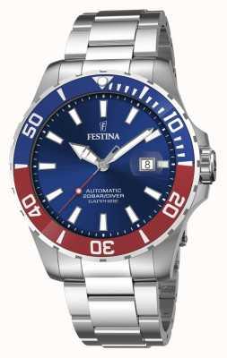 Festina Automatisch herenhorloge van 44 mm F20531/5