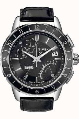 Timex Intelligente kwarts fly-back T2N495